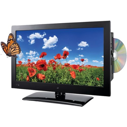 The Amazing Gpx 19In Led Hdtv/Dvd Combo