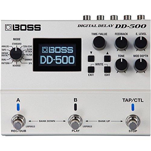 Boss DD-500 Digital Delay (Boss Digital Reverb compare prices)
