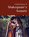 img - for Critical Survey of Shakespeare's Sonnets book / textbook / text book