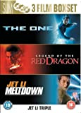 Meltdown/Legend Of The Red Dragon/The One [DVD]