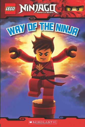 Image of LEGO Ninjago Reader #1: Way of the Ninja