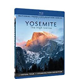 National Parks Exploration Series - Yosemite: The High Sierras - Blu-ray