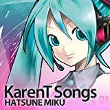 KarenT Songs HATSUNE MIKU