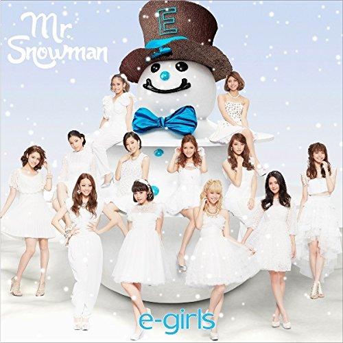 Mr.Snowman (CD+DVD) (デジタルミュージックキャンペーン対象商品: 200円クーポン)をAmazonでチェック!