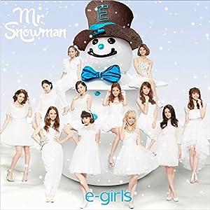 Mr.Snowman (CD+DVD)