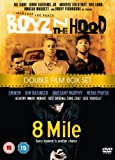 Double: Boyz N The Hood / 8 Mile [DVD]