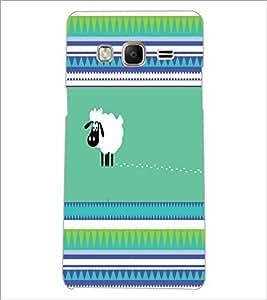 PrintDhaba Cartoon D-4421 Back Case Cover for SAMSUNG Z3 (Multi-Coloured)