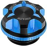 デイトナ(Daytona) PREMIUM ZONE オイルフィラーキャップM27XP3.0ブルー 91906
