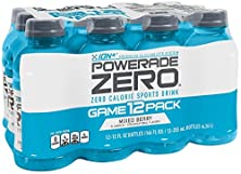 buy Powerade Zero Mixed Berry, 12 Ct, 12 Fl Oz Bottle