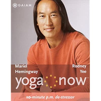 Yoga Now 10 Minute P M Destressor with Rodney Yee