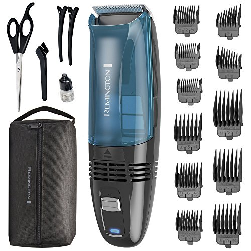 Remington-HC6550-Cordless-Vacuum-Haircut-Kit-Vacuum-Trimmer-Hair-Clippers-Hair-Trimmer-Clippers