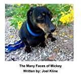 img - for The Many Faces of Mickey book / textbook / text book