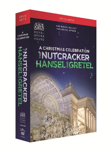 Nutcracker/ Hansel & Gretel (Christmas At The Royal Opera House) (Miyako Yoshida/ Ricardo Cervera/ Steven McRae/ The Royal Ballet/ The Orchestra of the Royal Opera House/ Koen Kessels/ Colin Davis) (Opus Arte: OA1090BD) [DVD] [NTSC] [2008]