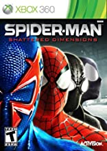 Spider Man: Shattered Dimensions(輸入版:北米・アジア)
