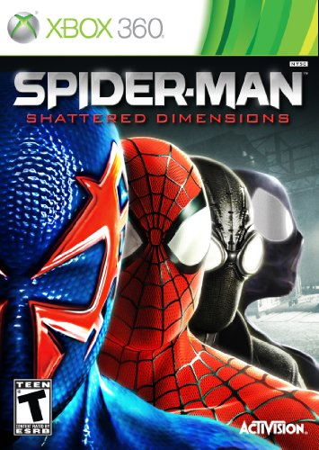 51Pa D1%2B6mL Reviews Spider Man: Shattered Dimensions