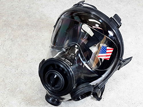 SGE 400/3 Gas Mask / Respirator Size M/L (Chemical Gas Mask compare prices)