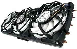 Arctic Cooling DCACO-V15D0-CSA01 ventilateur pour Carte-graphique Sans alimentation