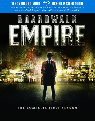 Cover art for  Boardwalk Empire: The Complete First Season [Blu-ray]