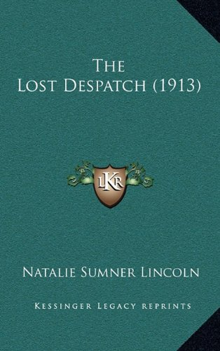 The Lost Despatch (1913)