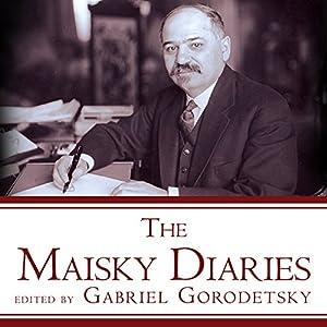 The Maisky Diaries Audiobook