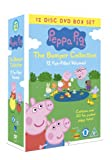 Peppa Pig Bumper Pack 12 Disc (Vol 1-12) [DVD]