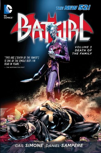Batgirl Vol. 3: Death of the Family (The 52) at Gotham City Store