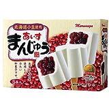 丸永製菓 あいすまんじゅう 5本入×6ボックス