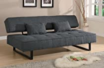 Big Sale Grey Fabric Sofa Bed - Coaster 300137