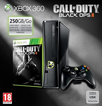 Console Xbox 360 250 Go + Call of Duty : Black Ops 2