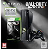 Console Xbox 360 250 Go + Call of Duty : Black Ops 2par Microsoft