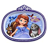 Disney Sofia the First Dinner Plate