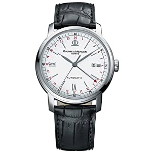 Baume & Mercier Men's 8462 Classima Automatic Strap Watch