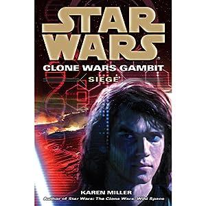 Star Wars: Clone Wars Gambit: Siege Audiobook