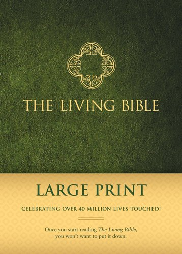 Download The Living Bible Large Print Edition