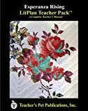 img - for Esperanza Rising LitPlan - A Novel Unit Teacher Guide With Daily Lesson Plans (LitPlans on CD) book / textbook / text book