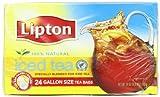 Lipton Iced Tea, 48Count Gallon SizeTea Bags