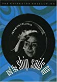 Criterion Collection: The Ship Sails on [DVD] [1994] [US Import]