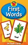 First Words Flash Cards (Brighter Chi...