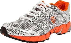 K Swiss K-Ona C femmes Running chaussures / Chaussures - argenté - SIZE EU 38