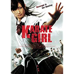 Karate Girl