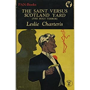 Leslie Charteris The Saint Versus Scotland Yard