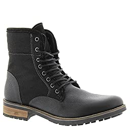 Steve Madden Men\'s Splinter Winter Boot, Black, 11 M US