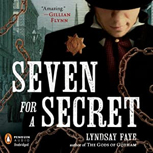 Seven for a Secret Hörbuch