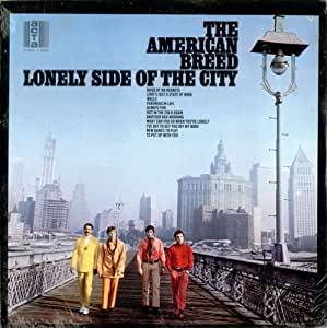 Lonely Side Of The City - Sealed