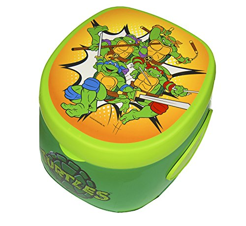 Nick 5560 3-in-1 Potty Trainer Teenage Mutant Ninja Trtls GRN - 1