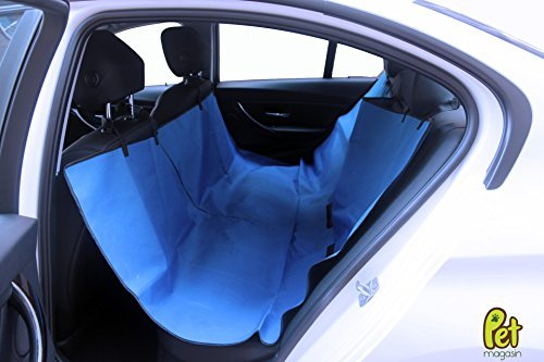pet magasin pet seat cover for car seats hammock style cover protects car back seats from dog. Black Bedroom Furniture Sets. Home Design Ideas