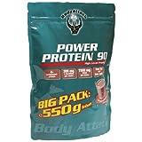 Body Attack Power Protein 90 – 550g Erdbeere