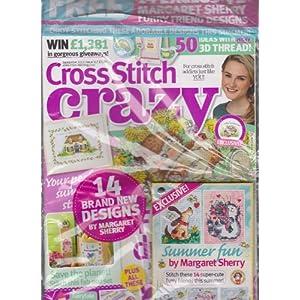 Cross Stitch Crazy Magazine (September 2012)