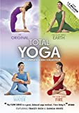 Total Yoga Collection DVD Box Set - 4 Discs