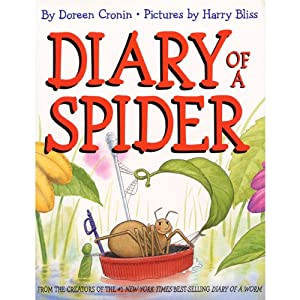 Diary of a Spider | [Doreen Cronin]